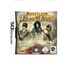 NDS Prince of Persia BATTLES