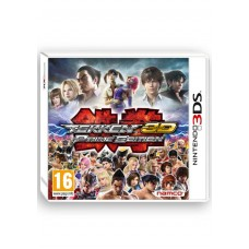 3DS Tekken 3D Prime Edition