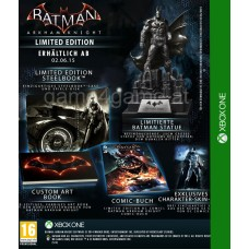 XboxONE Batman: Arkham Knight LIMITED EDITION (UNCUT)