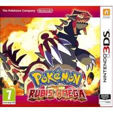 3DS Pokemon Omega Rubin (PEGI) AT