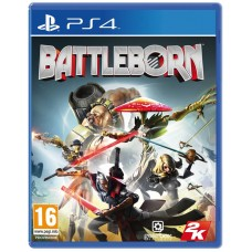 PS4 Battleborn (UNCUT)AT