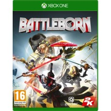 XboxONE Battleborn (UNCUT) AT
