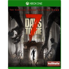 XboxONE 7 Days to Die (UNCUT)