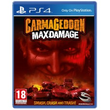PS4 Carmageddon: Max Damage Day One Edition (UNCUT) AT