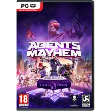 PC Agents of Mayhem (UNCUT) AT