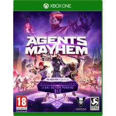 XboxONE Agents of Mayhem Day One EDITION (UNCUT) AT