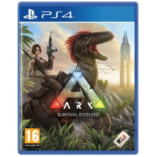 PS4 ARK: Survival Evolved (UNCUT)