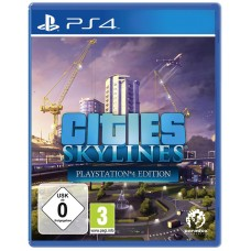 PS4 Cities: Skylines (PEGI) AT