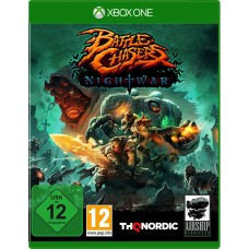 XboxONE Battle Chasers: Nightwar