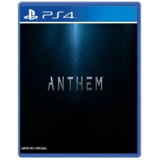 PS4 Anthem (UNCUT) AT
