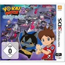 3DS Yokai Watch 2: Geistige Geister