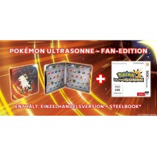 3DS Pokemon Ultrasonne - FAN EDITION