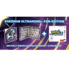 3DS Pokemon Ultramond FAN Edition