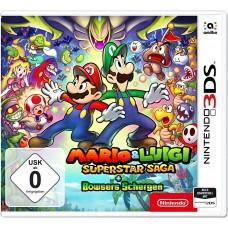 3DS Mario & Luigi: Super Star Saga + Browsers Schergen