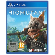 PS4 Biomutant (UNCUT)