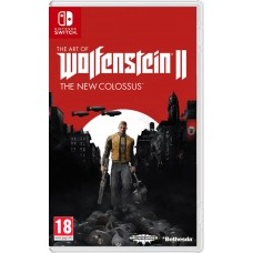 SWITCH Wolfenstein 2 : The New Colossus (PEGI) AT
