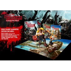 PS4 Dead Island Definitive Collection - Slaughter Pack (UNCUT) A