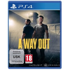 PS4 A Way Out (UNCUT)
