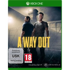 XboxONE A Way Out (UNCUT)