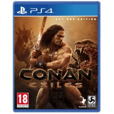 PS4 Conan Exiles Day One Edition (UNCUT) AT