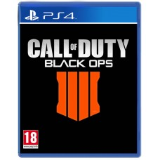 PS4 Call of Duty: Black Ops 4 (PEGI) AT