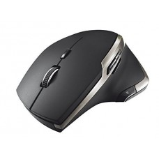 Trust Evo Advanced Wireless Laser Mouse schwarz