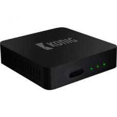 König Streaming-Box Android mit Fly Mouse 4K DVB-T2 / DVB-S2