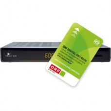 Triax HDTV Sat Receiver S-HD 25 Irdeto mit ORF Karte
