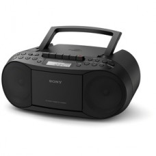 Sony CD-Radiorecorder CFD-S70B mit Kassette / MP3