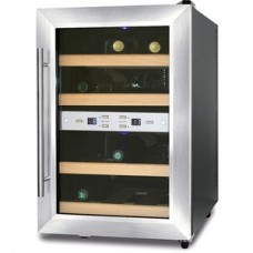 Caso Weinkühlschrank WineDuett 12