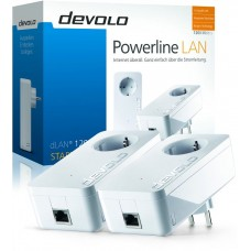 DEVOLO dLAN 1200+ Starter Kit Powerline