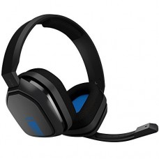 Astro Gaming A10 Gaming Headset hellgrau/blau (PC/PS4/Xbox One)