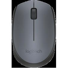 M170 Wireless Mouse Grey EMEA