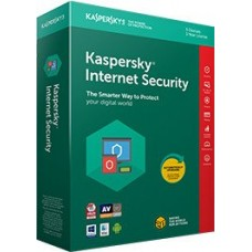 Kaspersky Internet Security + Android Sec. (Version 19 Code in a Box)