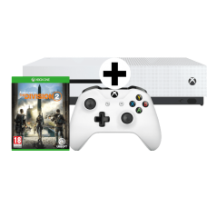 Xbox One S 1TB The Division 2 Bundle