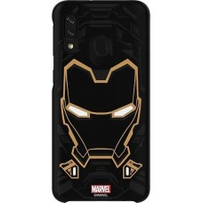 Samsung Galaxy Friends Cover Marvels Iron Man für Galaxy A40 (GP-FGA405HIBBW)