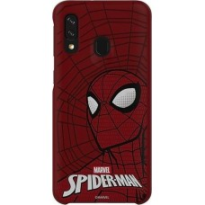Samsung Galaxy Friends Cover Marvels Spider Man für Galaxy A40 (GP-FGA405HIBRW)
