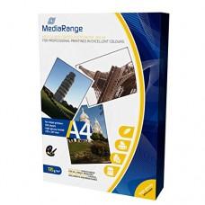 MediaRange A4 Fotopapier f. Tintenstrahldrucker hochglänzend 135g 1x100