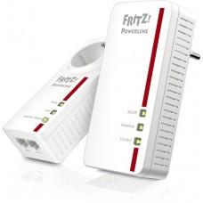 AVM FRITZ!Powerline 1260E WLAN Set Weiss