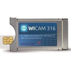 CI+ Modul mit integrierter Smart-Card Viaccess Orca