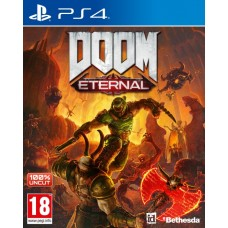PS4 DOOM Eternal (PEGI)