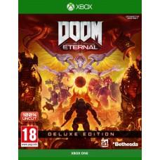 Xbox One DOOM Eternal-Deluxe Edition (PEGI)