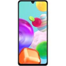 Samsung Galaxy A41, Prism Crush White
