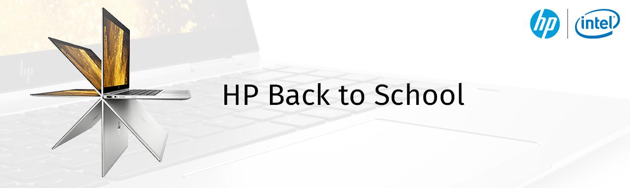 HP Back 2 School