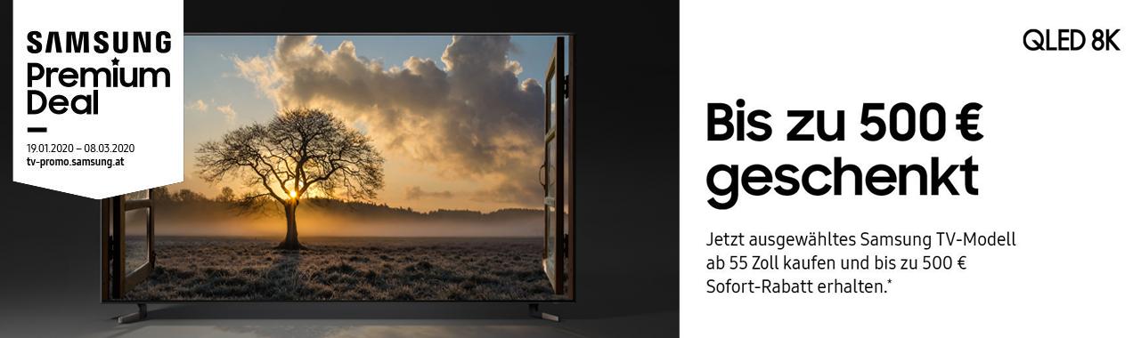 Samsung TV Promo